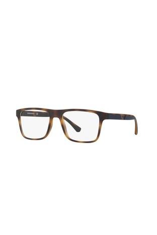 Emporio Armani - EMPORIO ARMANI Erkek Gözlük 0EA4115 50891W 54 SİYAH (1)
