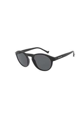 Emporio Armani - Emporio Armani Erkek Gözlük 0EA4138 504287 52 SİYAH