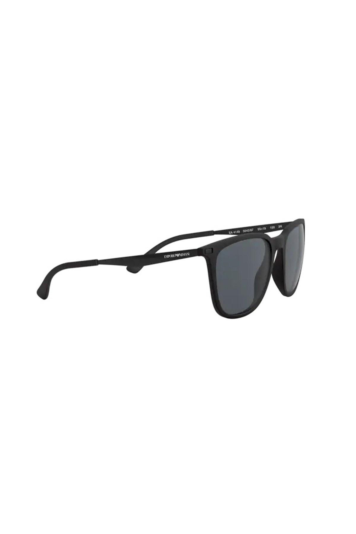 Emporio Armani Erkek Gözlük 0EA4149 504287 55 SİYAH