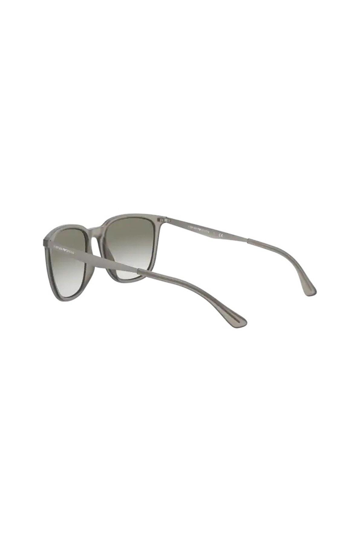 Emporio Armani Erkek Gözlük 0EA4149 584111 55 GRİ