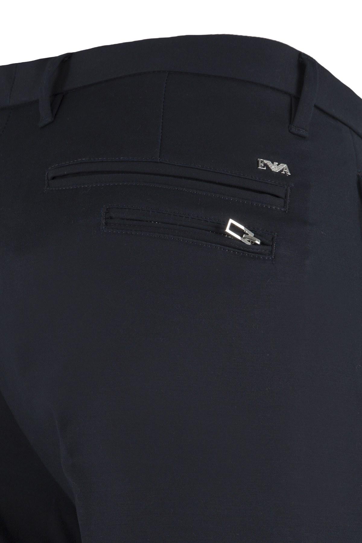 EMPORIO ARMANI Erkek Pantolon 6Z1PN6 1NGCZ 0922 LACİVERT