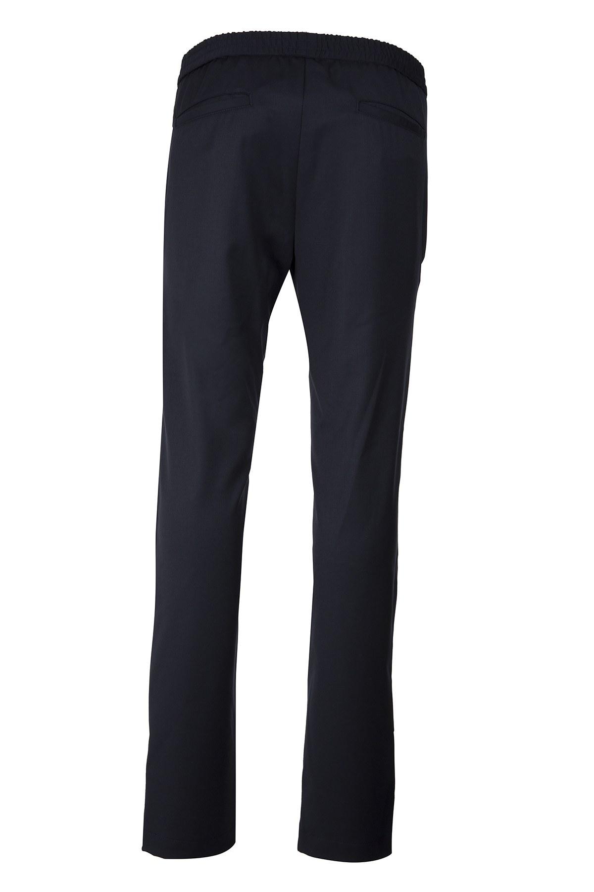 EMPORIO ARMANI Erkek Pantolon W1P250 W1026 LACİVERT