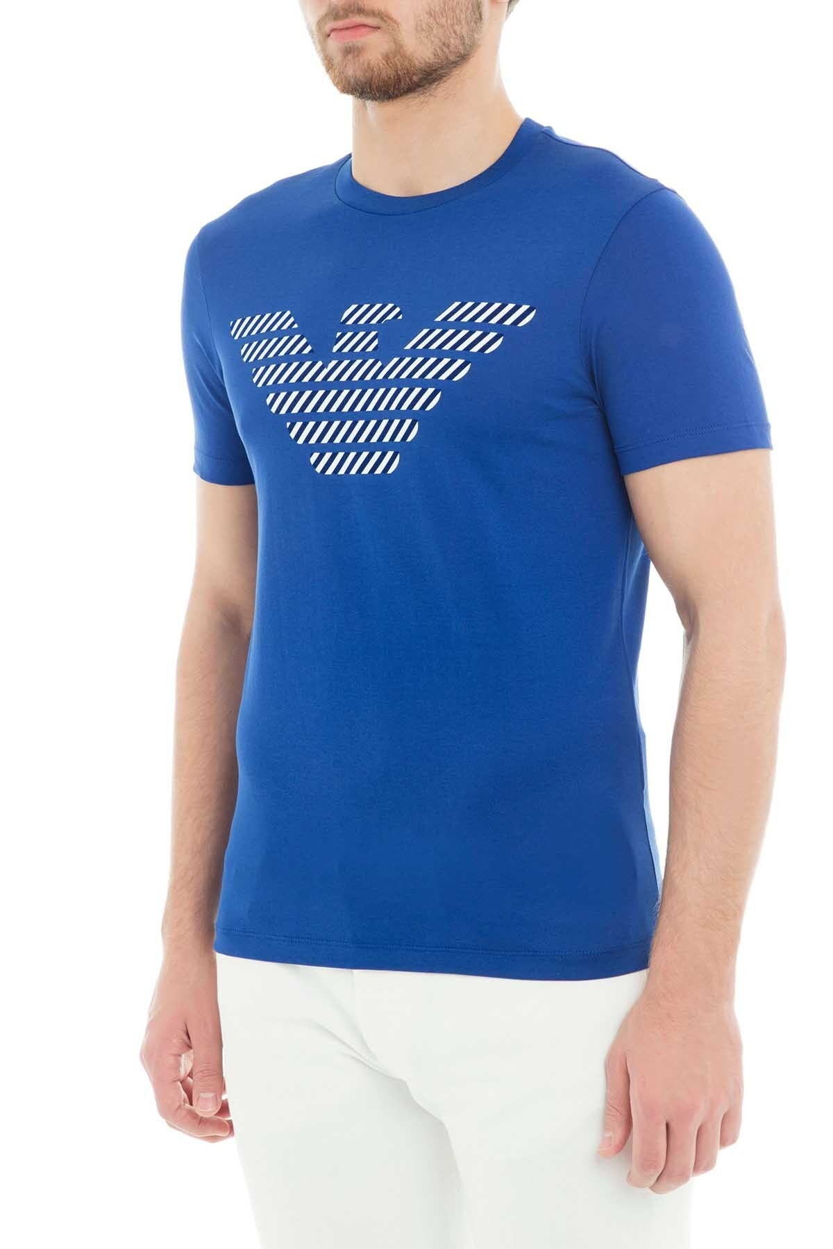 Emporio Armani Erkek T Shirt 3G1T94 1J30Z 0948 SAKS