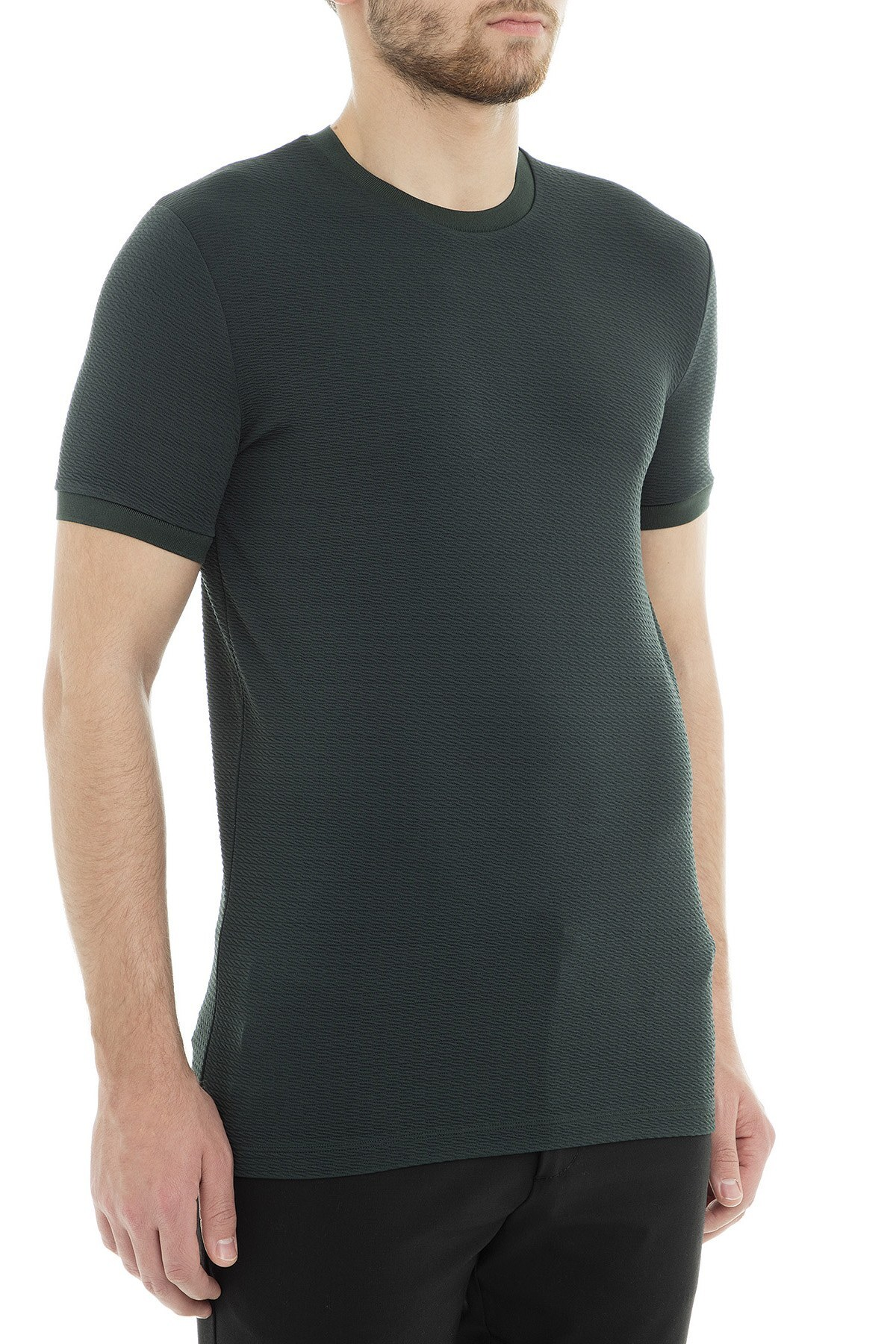 Emporio Armani Erkek T Shirt 3G1TH9 1J57Z 0537 YEŞİL