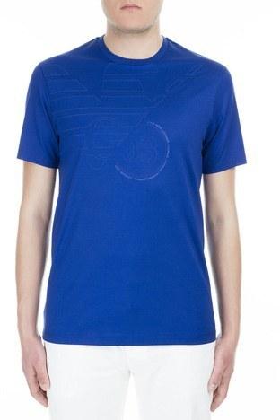 Emporio Armani - Emporio Armani Erkek T Shirt 3G1TL1 1JTUZ S906 SAKS