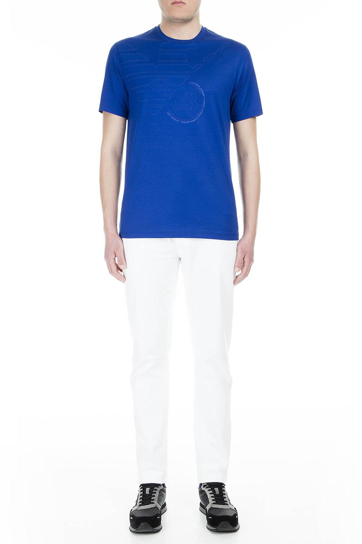 Emporio Armani Erkek T Shirt 3G1TL1 1JTUZ S906 SAKS