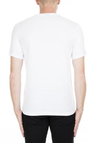 Emporio Armani - Emporio Armani Erkek T Shirt 3G1TM4 1JHRZ 0100 BEYAZ (1)