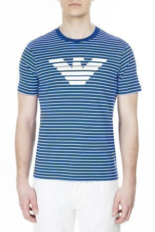 Emporio Armani - Emporio Armani Erkek T Shirt 3H1T69 1JEQZ F909 SAKS