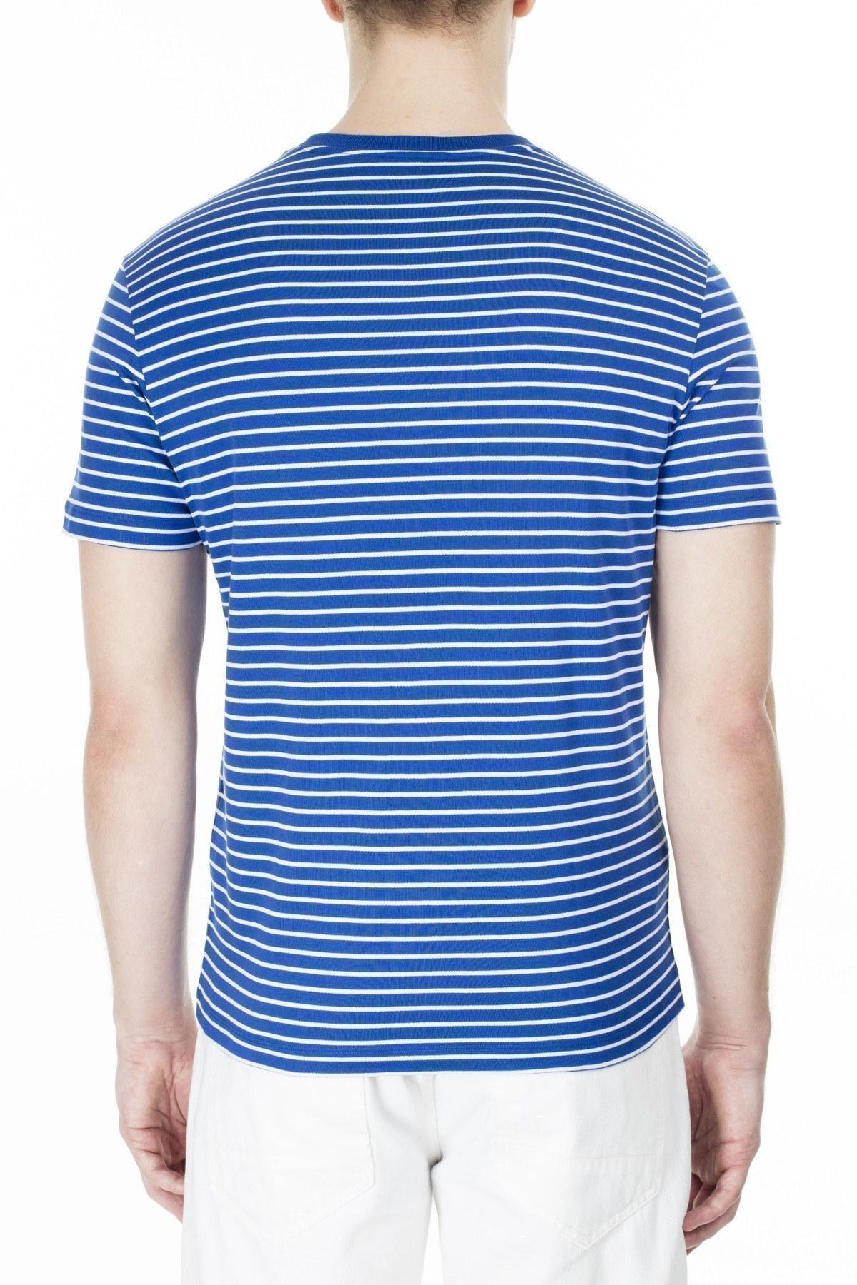 Emporio Armani Erkek T Shirt 3H1T69 1JEQZ F909 SAKS
