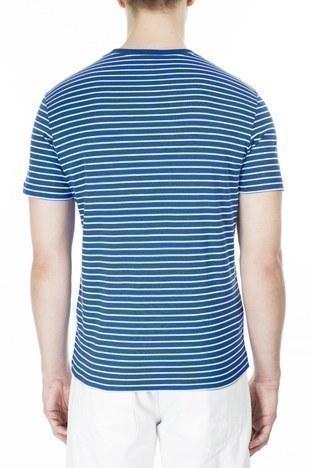 Emporio Armani - Emporio Armani Erkek T Shirt 3H1T69 1JEQZ F909 SAKS (1)