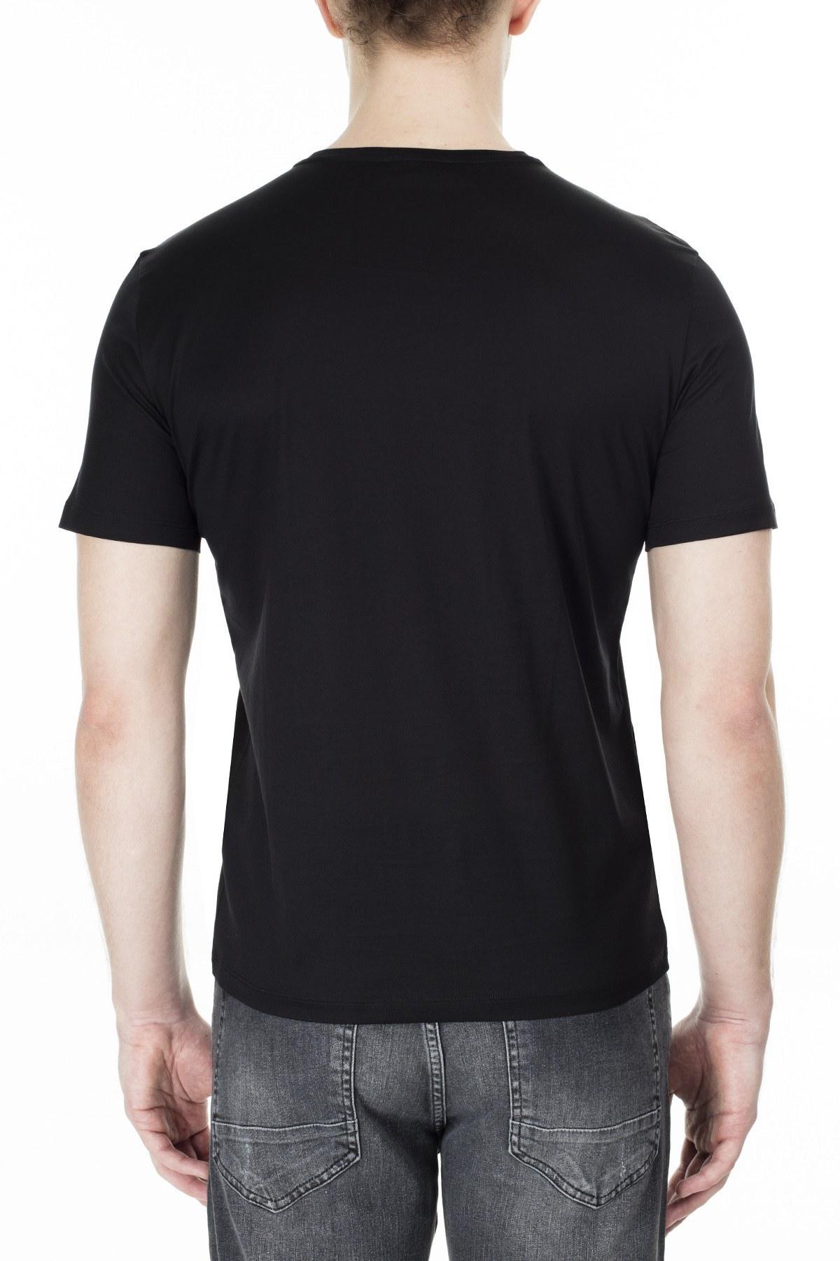 Emporio Armani Erkek T Shirt 3H1T6P 1JQ3Z 0999 SİYAH