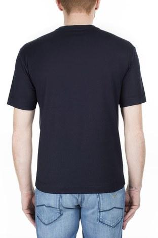 Emporio Armani - Emporio Armani Erkek T Shirt 3H1TN6 1JCQZ F989 LACİVERT (1)
