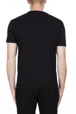Emporio Armani - Emporio Armani Erkek T Shirt 6G1T77 1J19Z 0999 SİYAH (1)