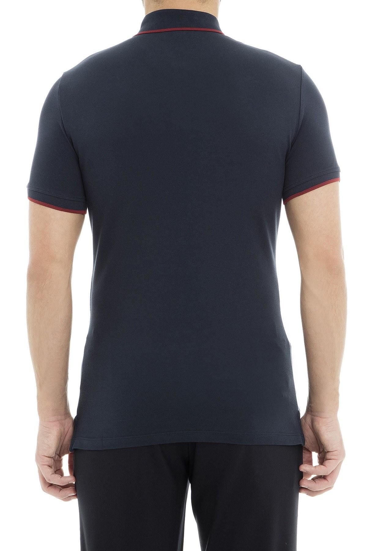 Emporio Armani Erkek T Shirt 6Z1FB6 1J40Z 0922 LACİVERT