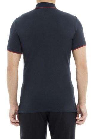 Emporio Armani - Emporio Armani Erkek T Shirt 6Z1FB6 1J40Z 0922 LACİVERT (1)