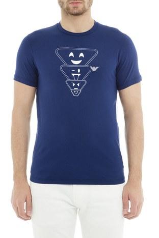 Emporio Armani - Emporio Armani Erkek T Shirt 6Z1TS2 1JQUZ 0934 SAKS