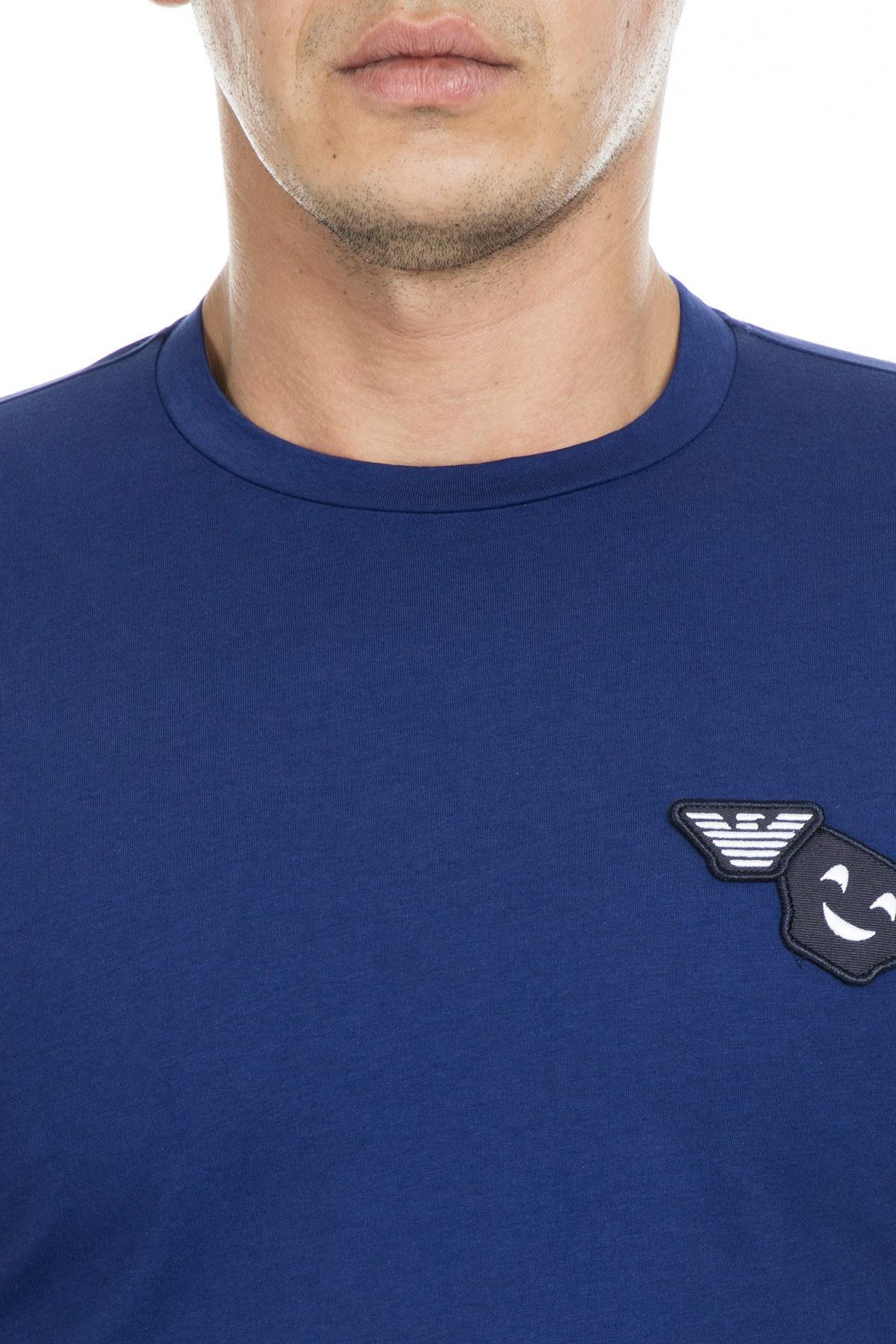 Emporio Armani Erkek T Shirt 6Z1TS5 1JQUZ 0934 SAKS