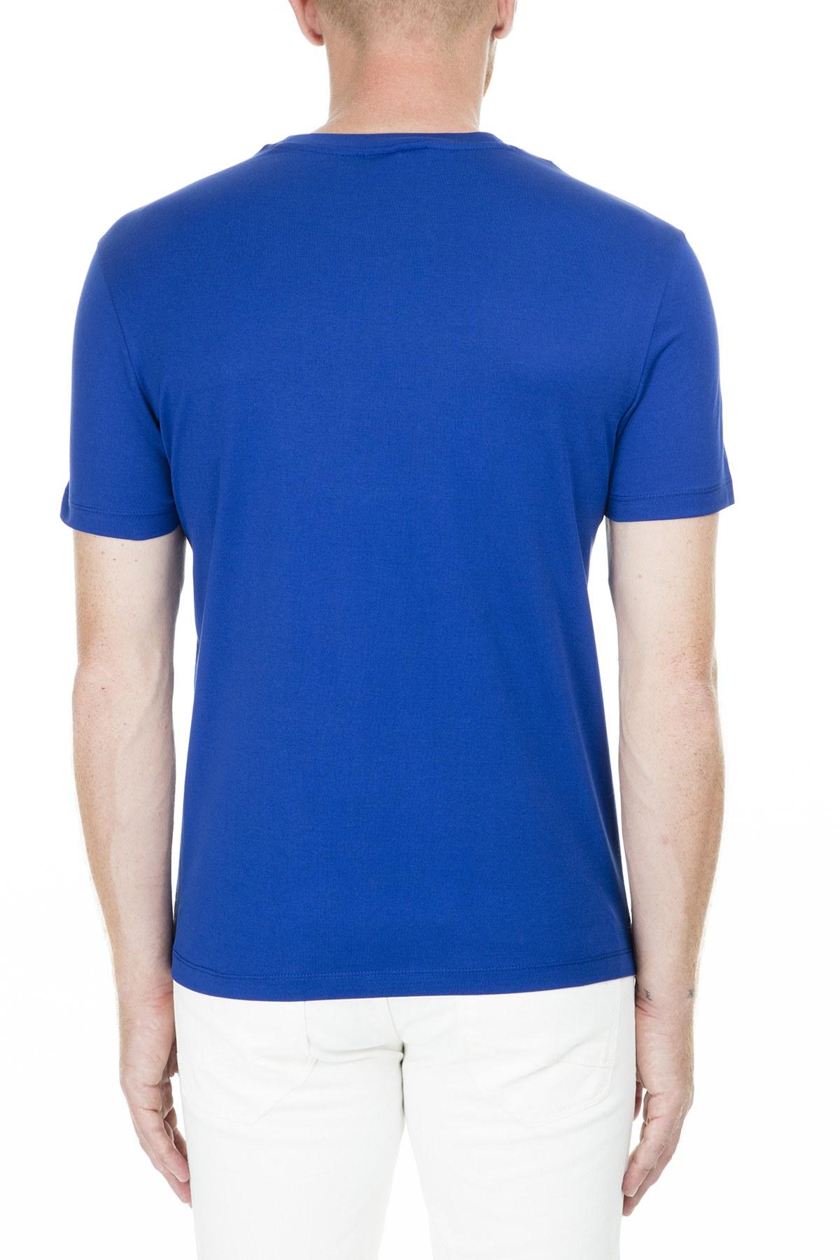 Emporio Armani Erkek T Shirt S 3G1T94 1J30Z 0948 SAKS