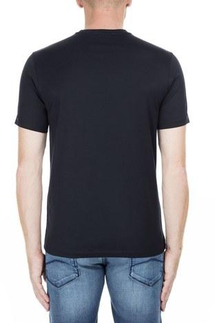 Emporio Armani - Emporio Armani Erkek T Shirt S 3G1TL1 1JTUZ F971 LACİVERT (1)