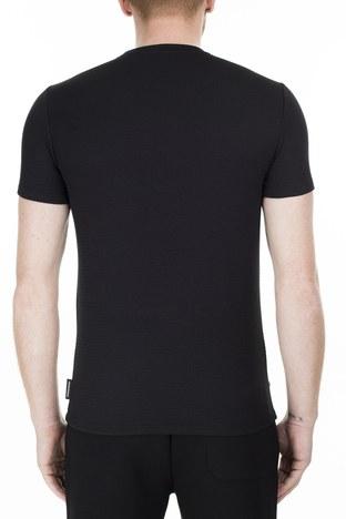 Emporio Armani - Emporio Armani Erkek T Shirt S 6G1TC9 1J82Z 0999 SİYAH (1)