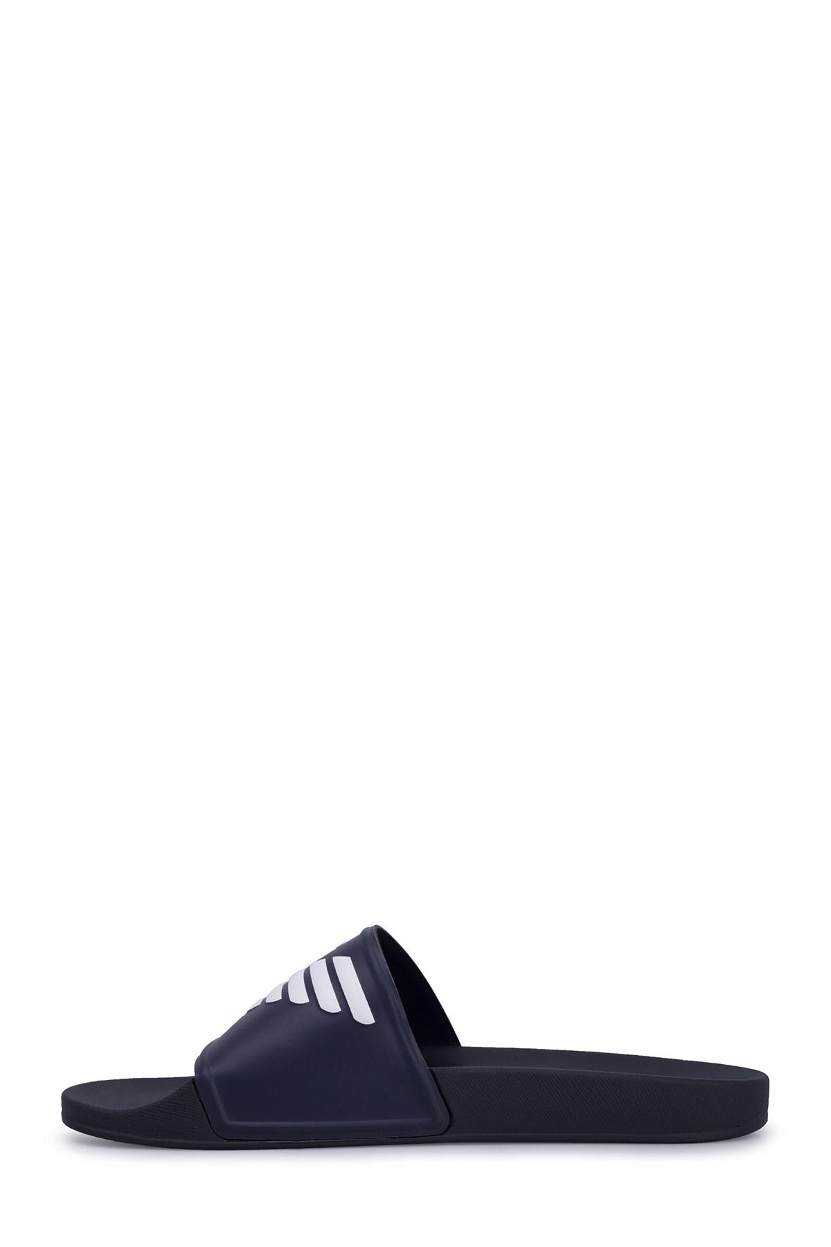 Emporio Armani Erkek Terlik X4PS01 XL828 D813 LACİVERT
