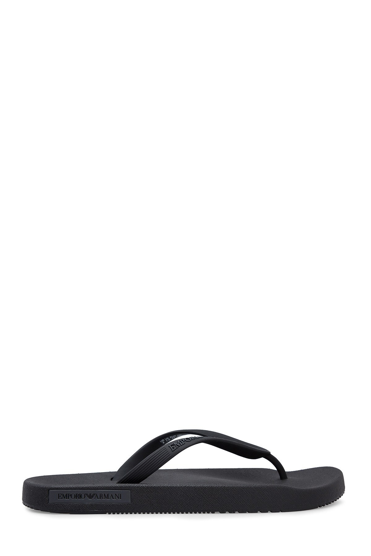 Emporio Armani Erkek Terlik X4QS03 XM290 K001 SİYAH-SİYAH