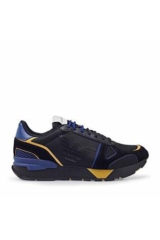 Emporio Armani - Emporio Armani Erkek Ayakkabı X4X289 XM499 Q041 SİYAH