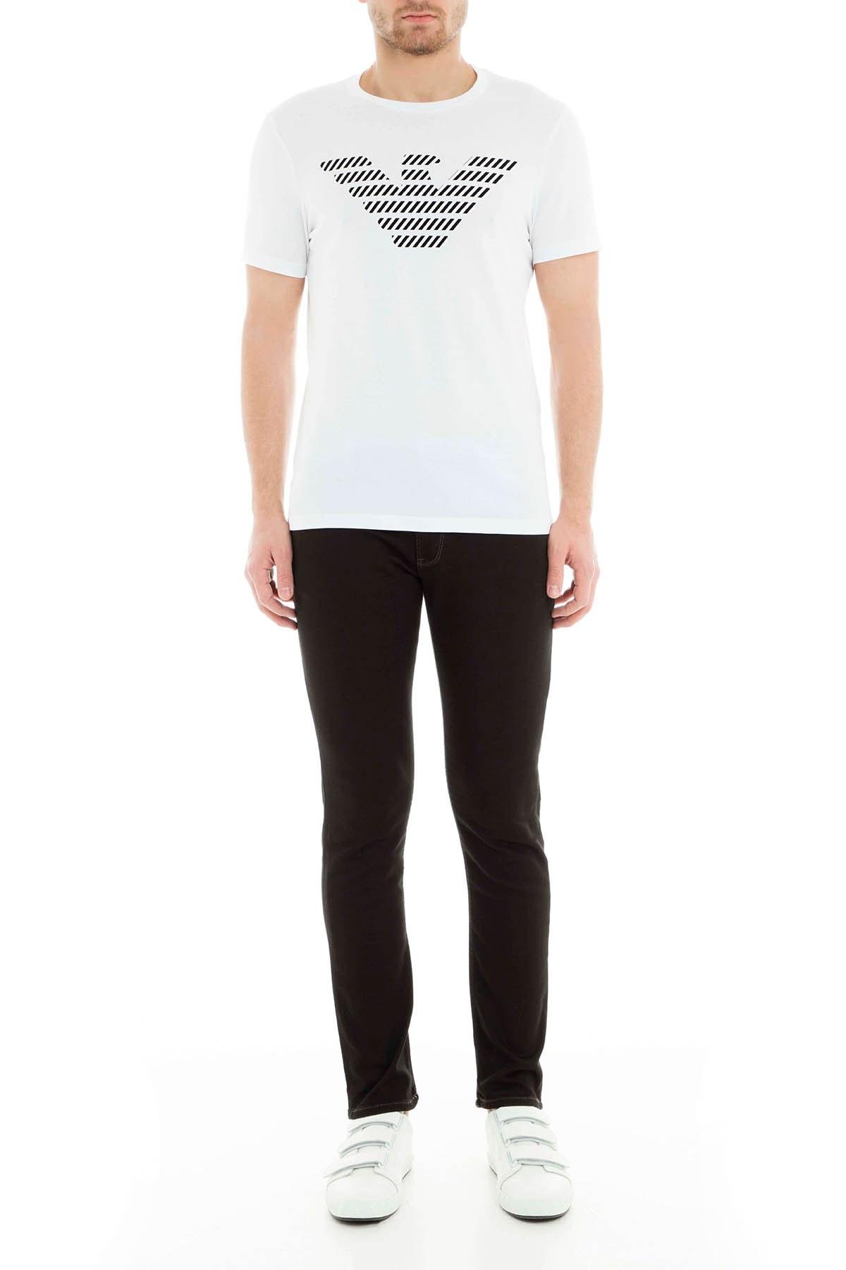 Emporio Armani J06 Jeans Erkek Kot Pantolon 3G1J06 1D0PZ 0005 SİYAH