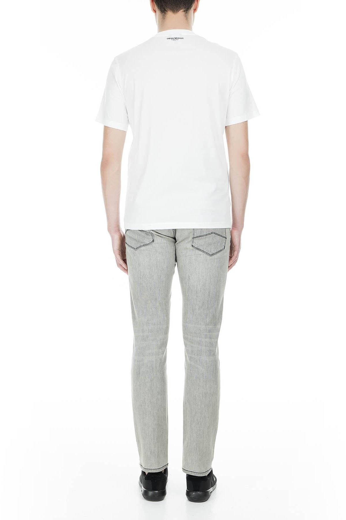 Emporio Armani J06 Jeans Erkek Kot Pantolon 3G1J06 1DRAZ 0007 SİYAH