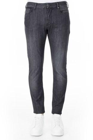 Emporio Armani - Emporio Armani J06 Jeans Erkek Kot Pantolon 3H1J06 1D5PZ 0006 SİYAH (1)