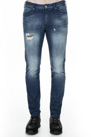 Emporio Armani - Emporio Armani J06 Jeans Erkek Kot Pantolon 6G1J06 1D6YZ 0941 LACİVERT (1)