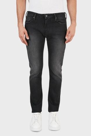 Emporio Armani - Emporio Armani J06 Jeans Erkek Kot Pantolon 6K1J06 1DQ0Z 0005 SİYAH (1)