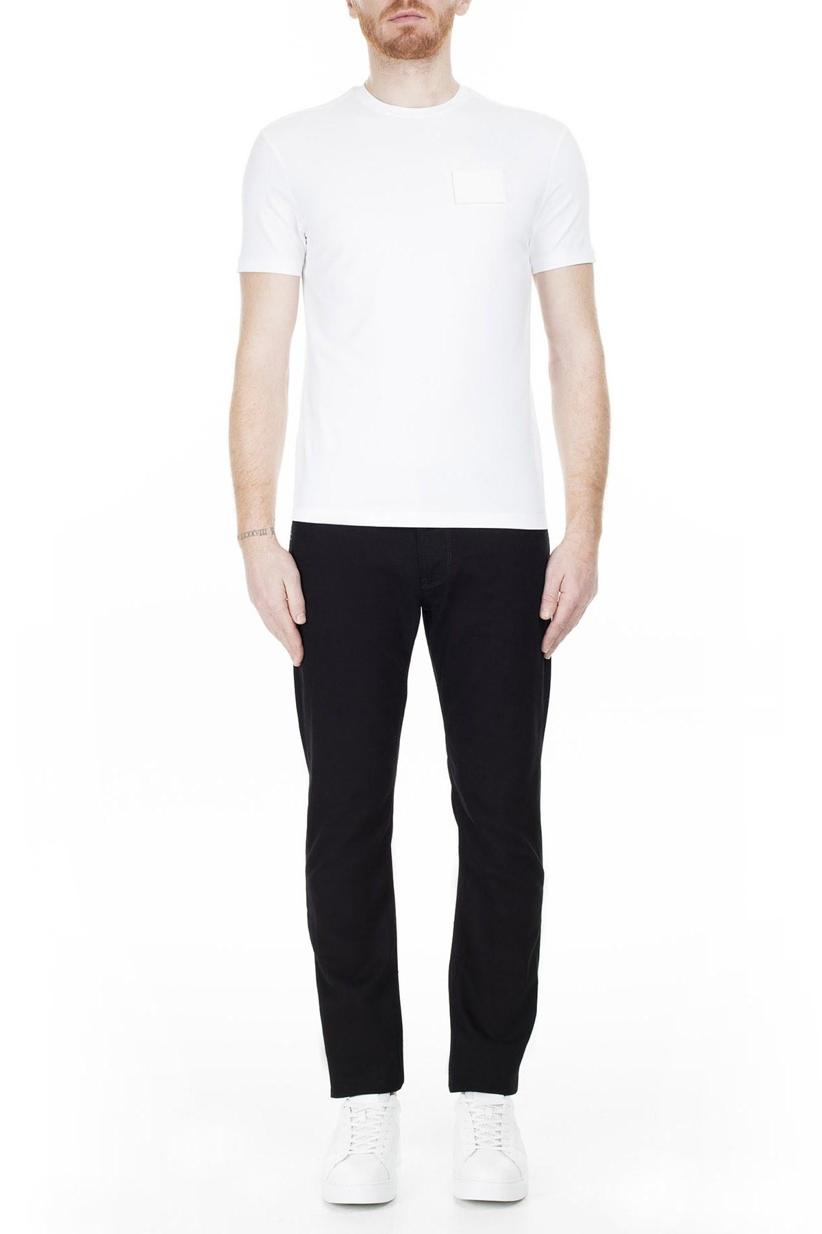 Emporio Armani J06 Jeans Erkek Kot Pantolon 8N1J06 1DZ5Z 0999 SİYAH