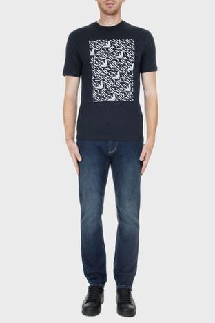 Emporio Armani - Emporio Armani J06 Jeans Erkek Kot Pantolon S 3G1J06 1DLRZ 941 LACİVERT