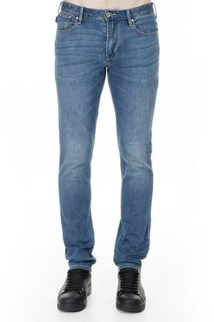Emporio Armani - Emporio Armani J06 Jeans Erkek Kot Pantolon S 3G1J06 1DLRZ 942 KOYU MAVİ (1)