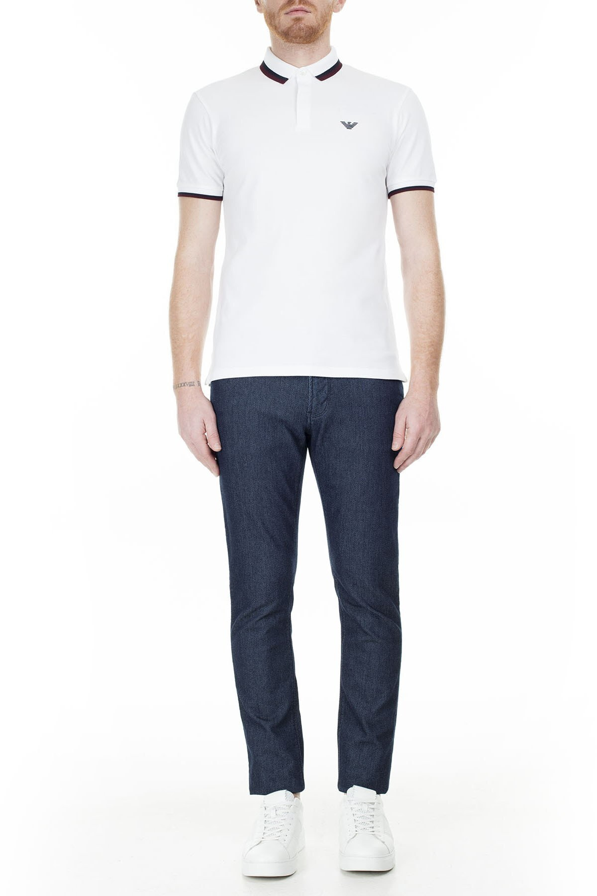 Emporio Armani J06 Jeans Erkek Kot Pantolon S 6G1J06 1D6HZ 0941 LACİVERT