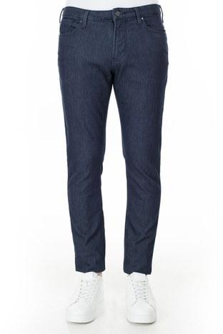 Emporio Armani - Emporio Armani J06 Jeans Erkek Kot Pantolon S 6G1J06 1D6HZ 0941 LACİVERT (1)