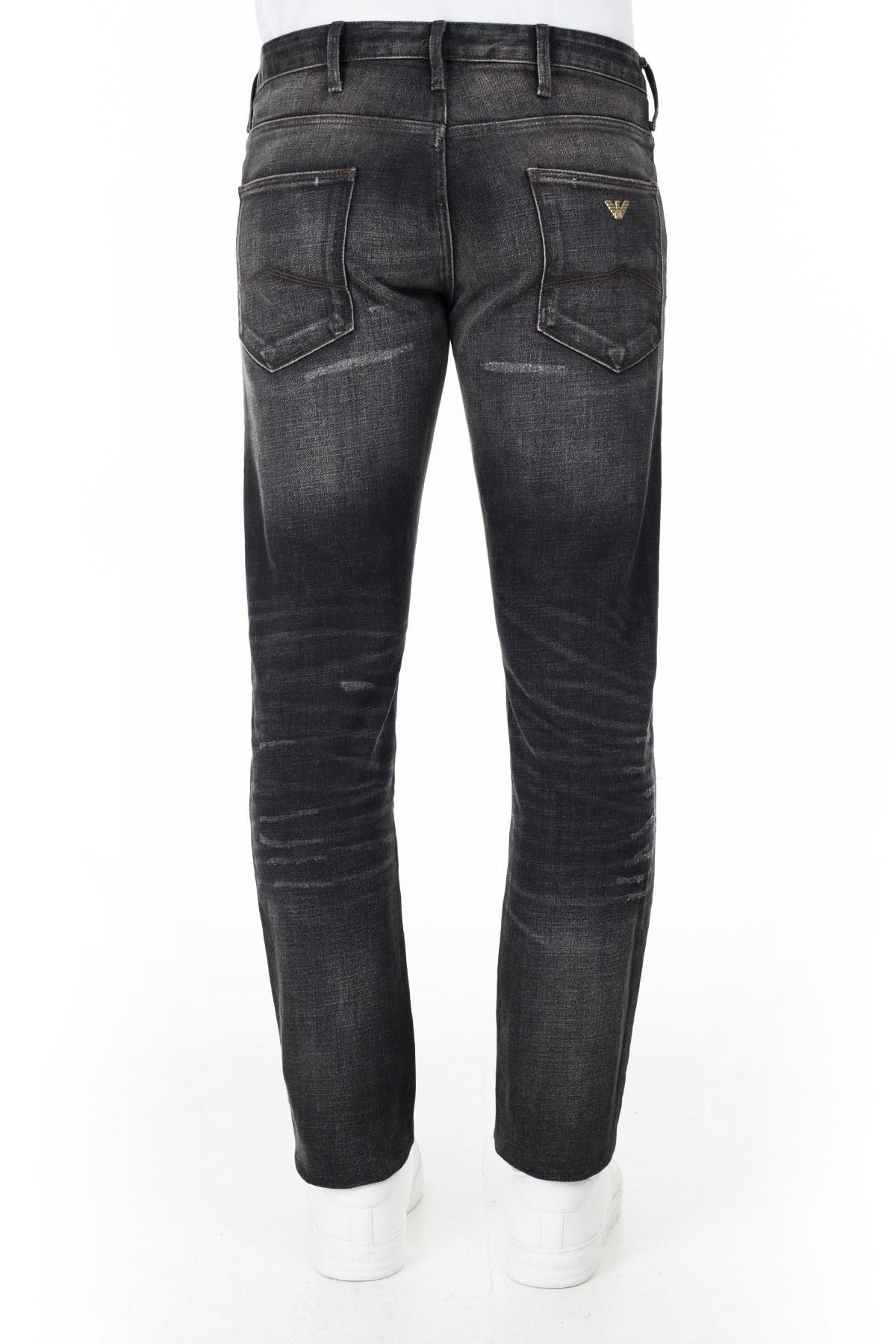 Emporio Armani J06 Jeans Erkek Kot Pantolon S 6G1J06 1D6YZ 0005 SİYAH