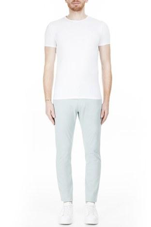 Emporio Armani - Emporio Armani J06 Jeans Erkek Pamuklu Pantolon 3H1J06 1N8XZ 0756 AÇIK MAVİ