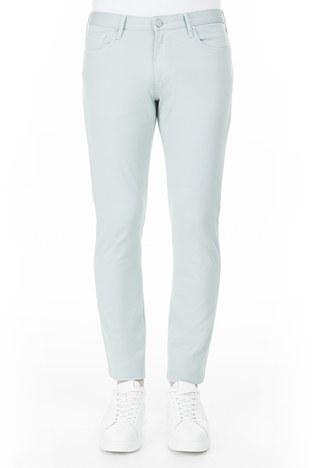 Emporio Armani - Emporio Armani J06 Jeans Erkek Pamuklu Pantolon 3H1J06 1N8XZ 0756 AÇIK MAVİ (1)