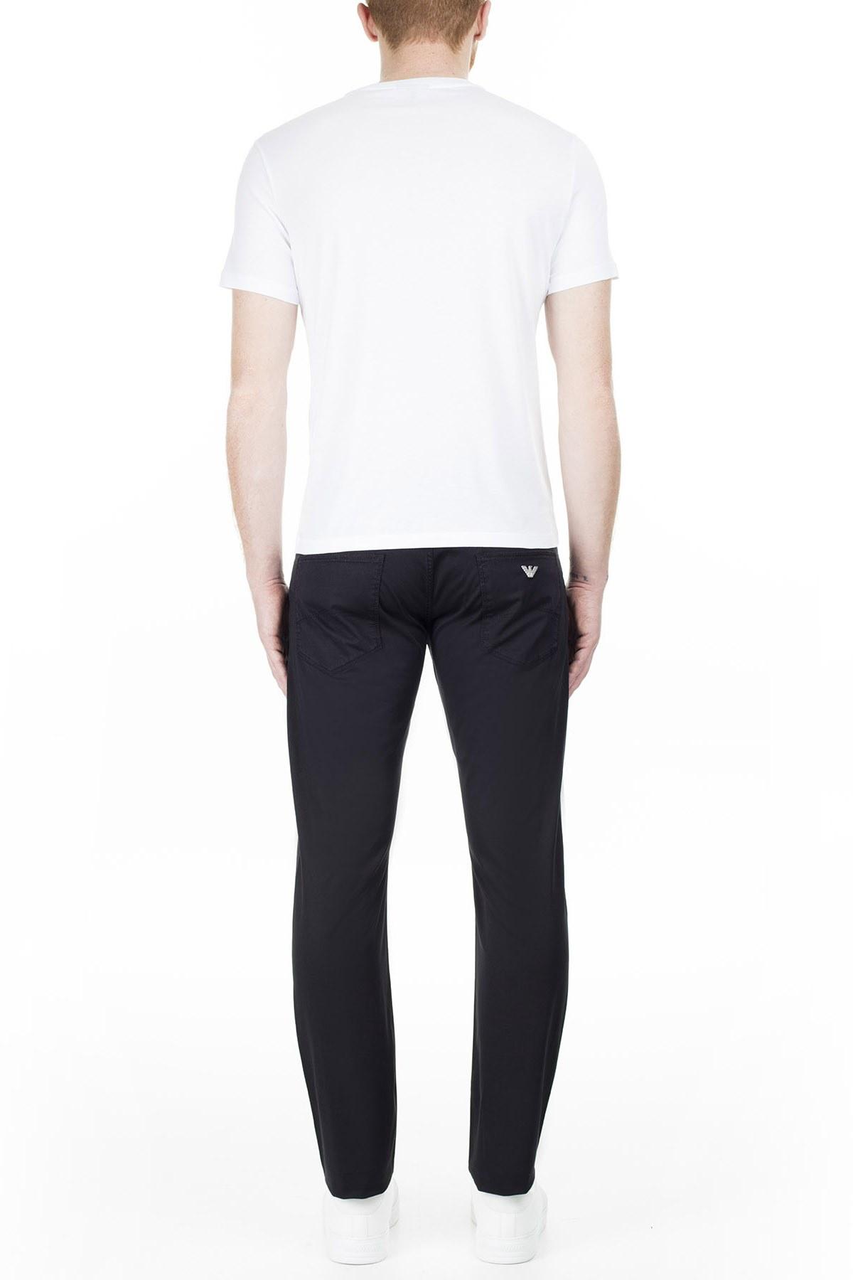 Emporio Armani J06 Jeans Erkek Pamuklu Pantolon 3H1J06 1NEDZ 0999 SİYAH