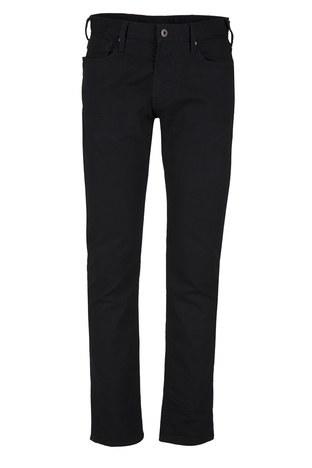 Emporio Armani - Emporio Armani J06 Jeans Erkek Pamuklu Pantolon 3Z1J06 1N4CZ SİYAH