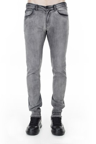 Emporio Armani - Emporio Armani J10 Jeans Erkek Kot Pantolon 6G1J10 1D6MZ 0644 GRİ (1)