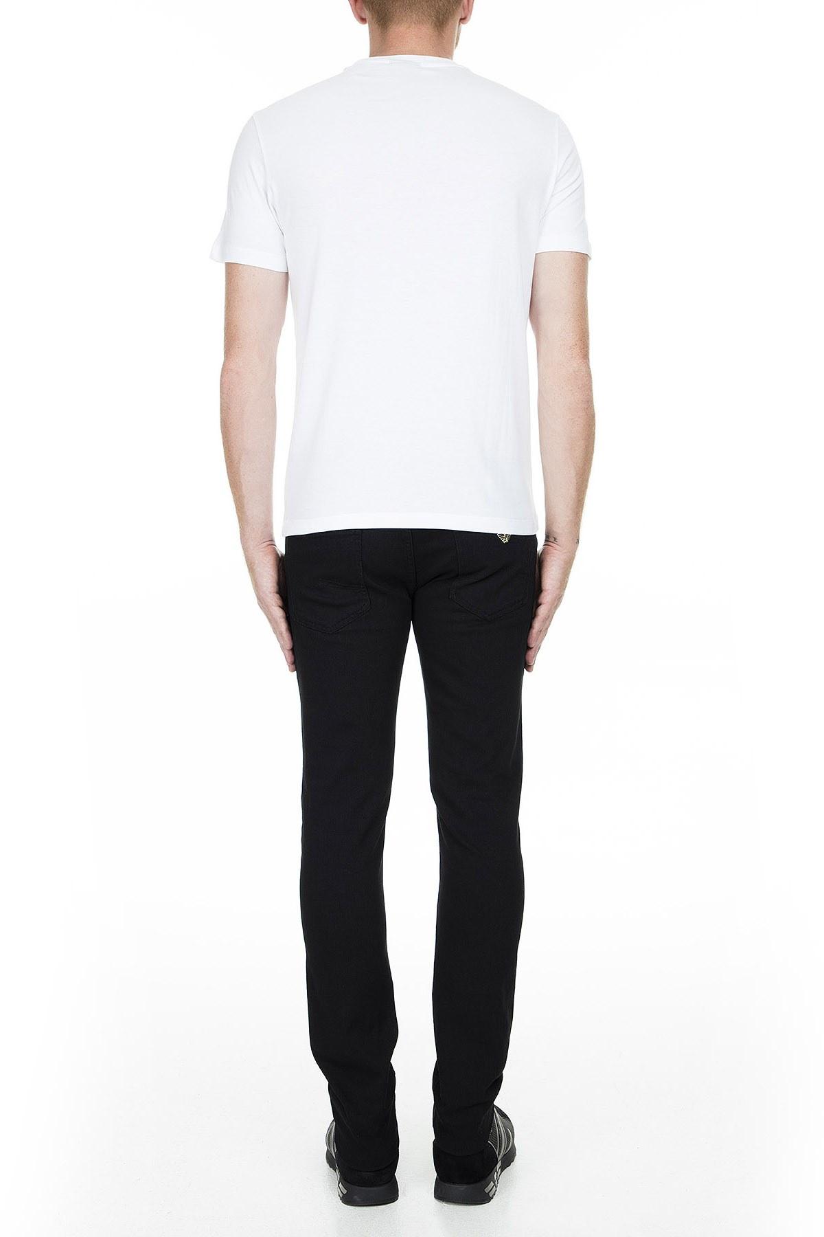 Emporio Armani J10 Jeans Erkek Kot Pantolon 6G1J10 1D7YZ 0005 SİYAH