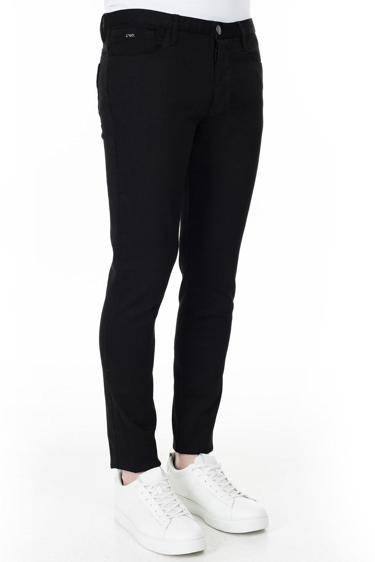 Emporio Armani J11 Jeans Erkek Kot Pantolon S 6G1J11 1DHDZ 0005 SİYAH