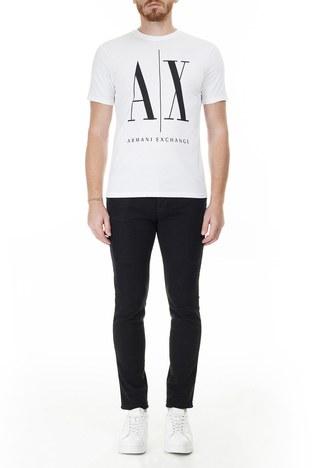 Emporio Armani - Emporio Armani J11 Jeans Slim Fit Erkek Pamuklu Pantolon 3H1J11 1N9SZ 0999 SİYAH
