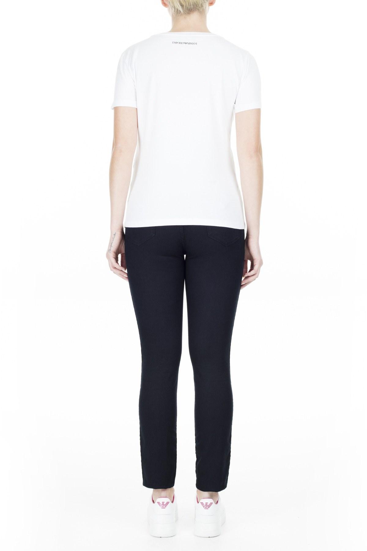 Emporio Armani J20 Jeans Bayan Kot Pantolon 3H2J20 2DXIZ 0941 LACİVERT