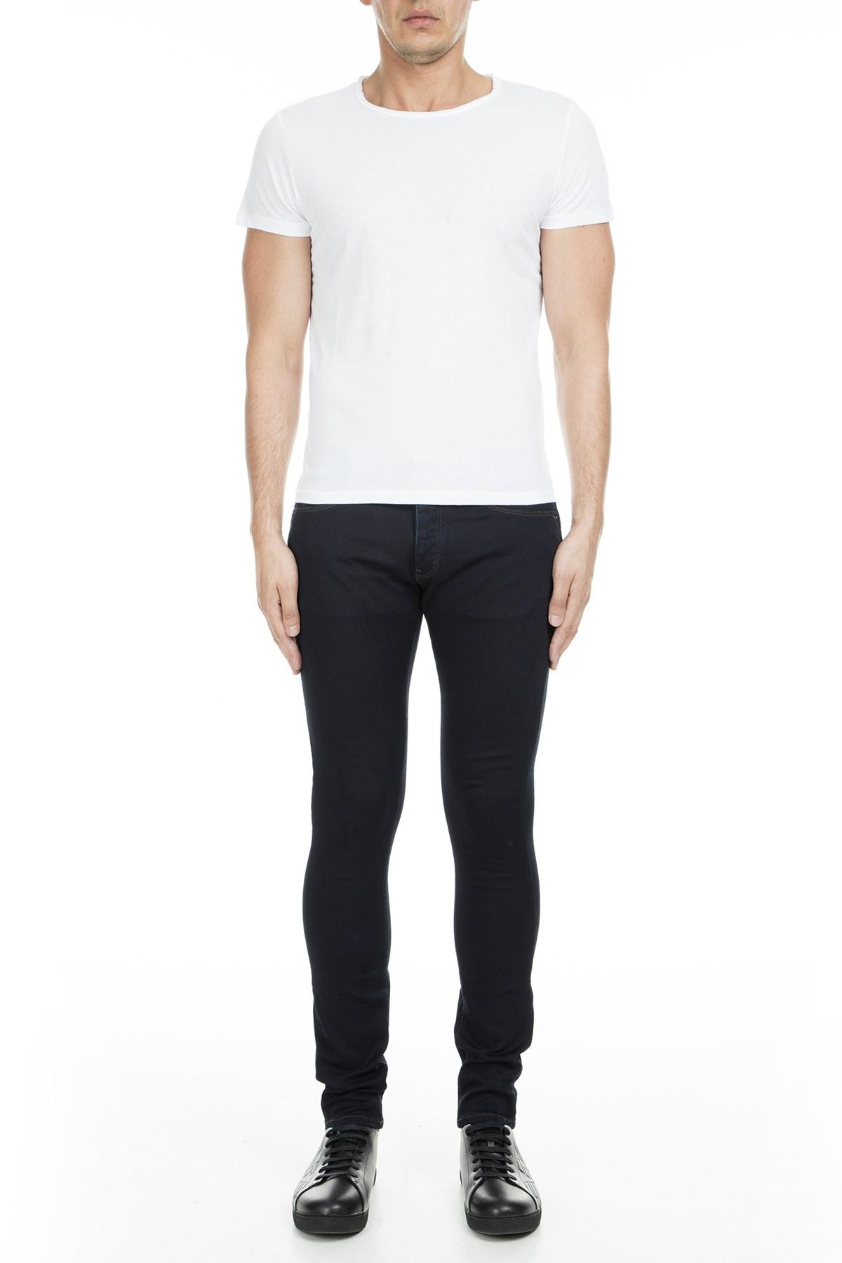 Emporio Armani J35 Jeans Erkek Kot Pantolon 3G1J35 1D0PZ 0941 MAVİ