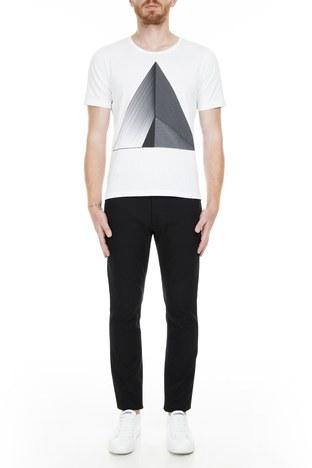 Emporio Armani - Emporio Armani J36 Jeans Erkek Pamuklu Pantolon 3G1J36 1N79Z 0004 SİYAH