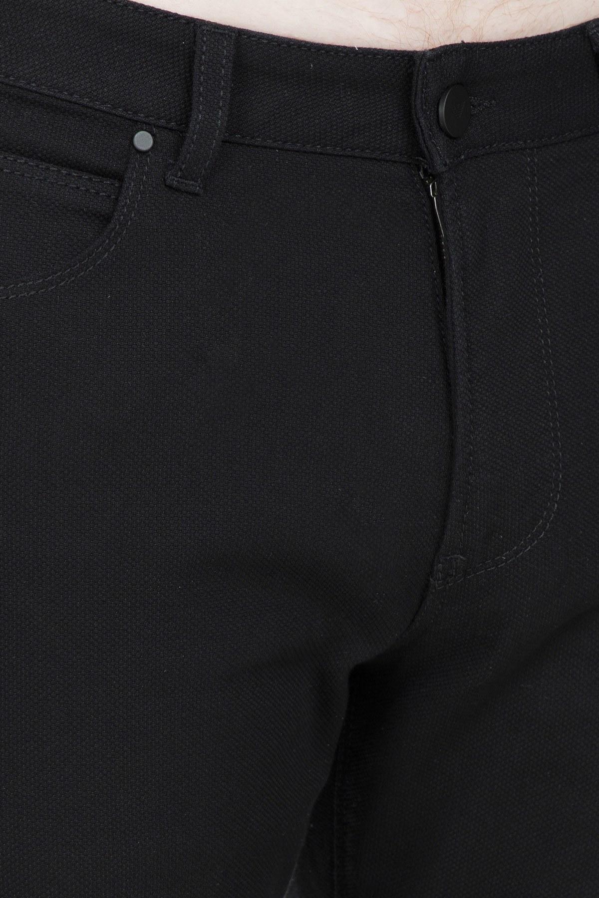 Emporio Armani J36 Jeans Erkek Pamuklu Pantolon 3G1J36 1N79Z 0004 SİYAH